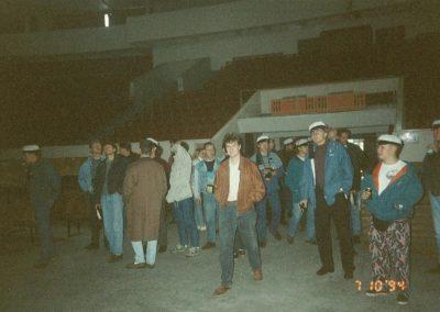 Loppukuvat_ROPOn ja MVR-kerhon Pietarin excu 1994